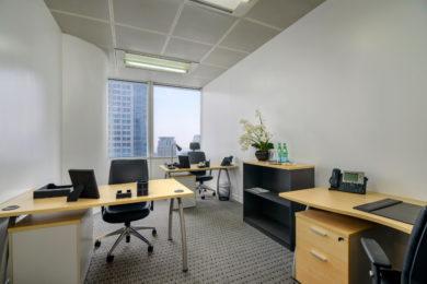 Ремонт офиса в Голубое