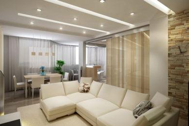 Капитальный ремонт квартир и комнат