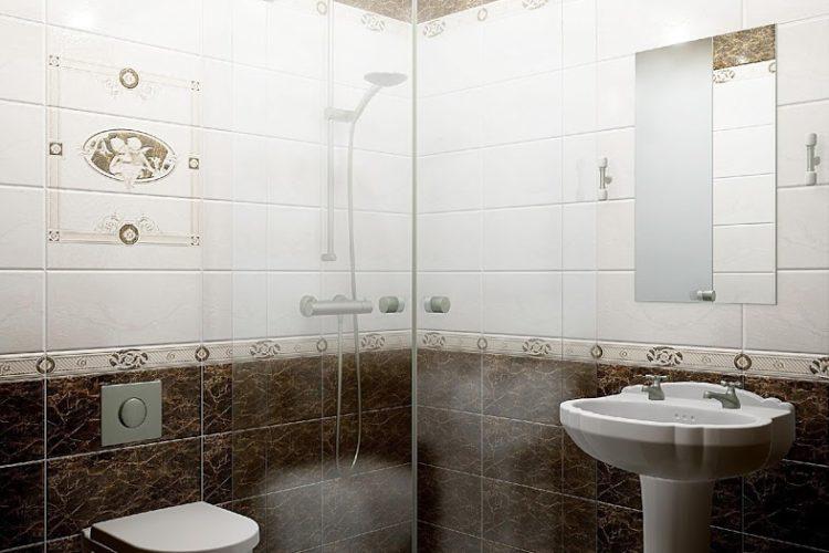 Ремонт совмещенной ванной комнаты