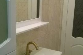 Ремонт ванной комнаты под ключ в Зеленограде
