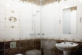 Ремонт ванной комнаты под ключ в Химках