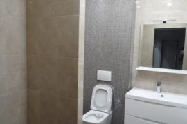 Ремонт совмещенной ванной комнаты под ключ в Солнцево