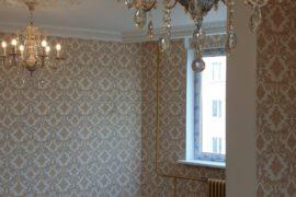 Капитальный ремонт трехкомнатной квартиры в Красногорске