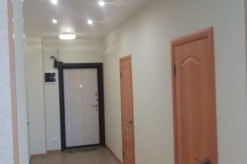 Капитальный ремонт трехкомнатной квартиры в Химках
